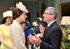 proud & protective hubby always looking out for his duchess ♡♡