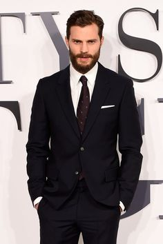 Jamie Dornan Photos: 'Fifty Shades Of Grey' - UK Premiere - Red Carpet Arrivals