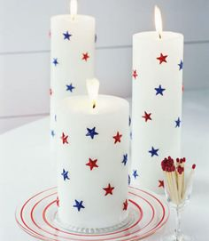 6 Patriotic 4th of July Decorations for under