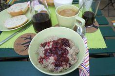 Unterwegs in Wien: Frühstück & Mittag bei mir // Mehr dazu: http://ab-jetzt-vegan.de/2013/08/unterwegs-in-wien-fruhstuck-mittags-bei-mir/