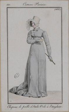1819. Costume Parisien. https://flic.kr/p/biZzMz | M5053MA_214X04X00026_L_3