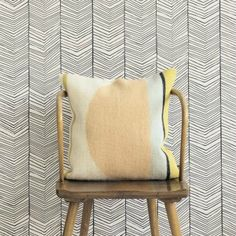 Herringbone Wallpaper 167 (Ferm Living)