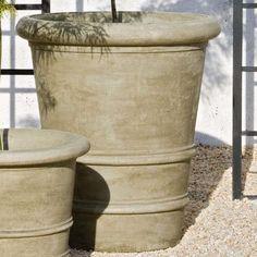 Cast Stone Planters On Hayneedle   Cast Stone Planters For Sale