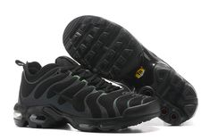 59e1eb5c9fb398 Nike Air Max Tn Authentic Nike Air Max Plus Tn Ultra 898015 002 Unisex Black  Running