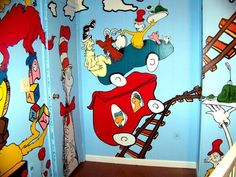 Daycare room in the new house????