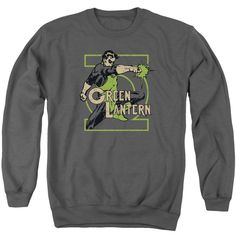 Dc - Ring Power Adult Crewneck Sweatshirt