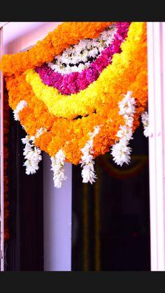 Beautiful decorations for an beautiful indian wedding