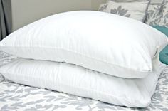 How to Clean Bed Pillows   eHow