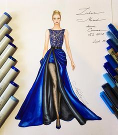 Fashion llustration