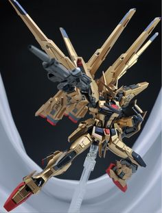 "Custom Build: DM 1/100 Akatsuki Gundam ""Detailed"" - Gundam Kits Collection News and Reviews"