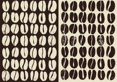 coffee bean symbols