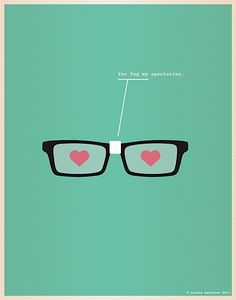 Nerds in Love - You fog my spectacles