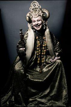 Elke Maravilha, atriz | foto: Daryan Dornelles