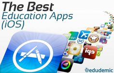 A Crowdsourced List Of The Best iOS Education Apps from Edudemic.com. Lots of resources here!