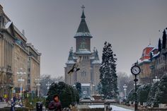 Timisoara Cathedral by Ada S on 500px