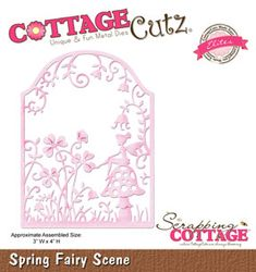 The Scrapping Cottage - Where CottageCutz are Always Blooming - CottageCutz - Feb 2015