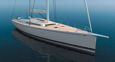 The latest performance Swan by Frers    Skipper ONDECK