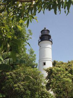 Picture - Lighthouse in Key West, Florida. | PlanetWare