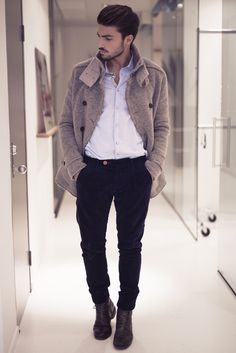 #menfashion #mdvstyle - in the office