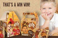 Aussie Biscuits Fundraising