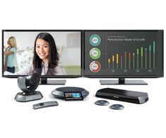 Système de visioconférence Lifesize Icon 600 double écran avec Phone HD