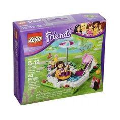 Building Toys LEGO Friends Olivia s Garden Pool