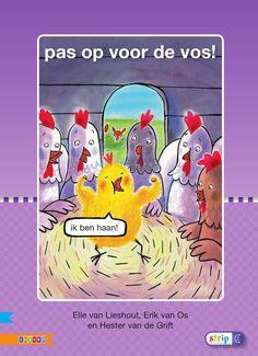 ISSUU - Pas op voor de vos! - Veilig leren lezen kim-versie by Uitgeverij Zwijsen BE (stripverhaal)