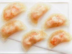 Do dim sum at home: crystal skin shrimp dumplings #recipe #technique