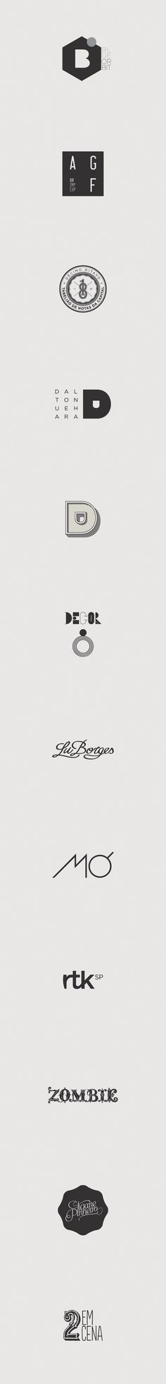 Compilation of logos 2012  by Pedro Paulino