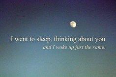 dream, love, moon, night, quotes