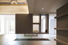 aca: amore campione architettura / ristrutturazione e ampliamento della villa crv, catania
