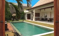 Villa Chocolat1, 2 bedrooms villa located in the heart of the trendy and chic Seminyak (www.bali2b.com)