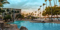 Holiday Inn Aruba Beach Resort & Casino   CheapCaribbean.com