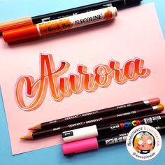 brushlettering, handlettering, calligraphy, brushpencalligraphy, Tutorial, how to