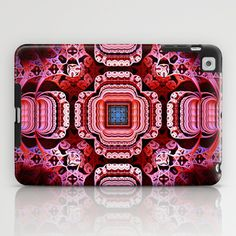 CenterViewSeries040 iPad Case by fracts - fractal art - $60.00
