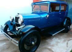 #Ford A #Tudor 1929. http://www.arcar.org/ford-a-tudor-76523