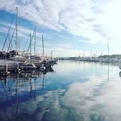 Marina Harbor in Marina del Rey, California