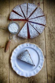 Julia Child's Chocolate Cake Recipe!