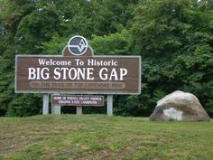 1. Big Stone Gap