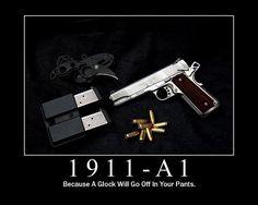 Colt 1911-A1 Model Pistol #Handgun and Parts Pics - Gun Holsters Unlimited