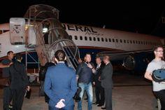 """Los """"Socceroos"""" de Australia vuelan con DAP a Brasil 2014"""