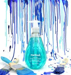 Waterfall 2 - Method soap - #fearnomess