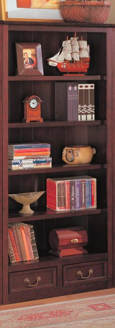 800375 - Bookcases Traditional Bookcase | *buy, sell, trade, Furniture @ Barter Post