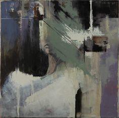 "Saatchi+Art+Artist+Jean+Davis;+Painting,+""When""+#art"