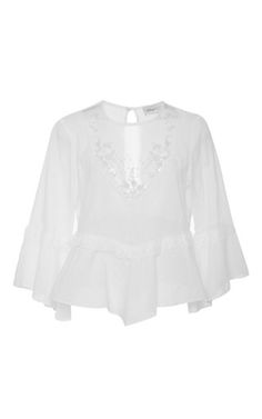 Partition Top by ALICE MCCALL for Preorder on Moda Operandi