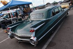1959 Cadillac Fleetwood Series 75 Limo