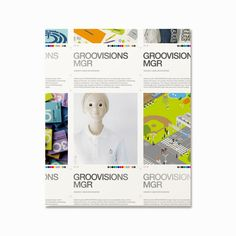 Book & DVD | groovisions
