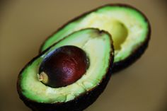 avocado for Mexican Chicken Soup