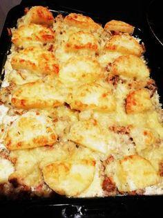 Pork Recipes, Cauliflower, Bacon, Vegetables, Cooking, Health, Food, Kitchen, Essen
