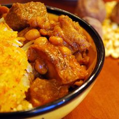 Khoresht-e Beh (Persian Quince Stew)